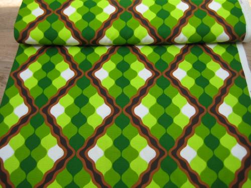 Mijnpakkiean Retro Fabric
